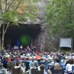 Three Caves concert