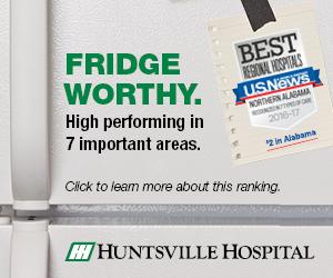 Huntsville Hospital 300 x 250