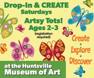Huntsville Museum of Art 300 x 250