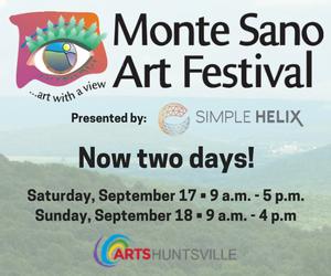 Monte Sano Art Show